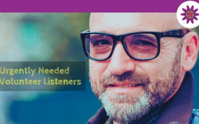 Urgently required: Rapha Listening Service volunteers